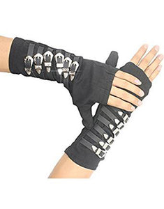 Michael Jackson Bad Gauntlet Black Color