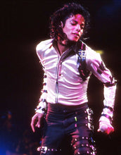 Load image into Gallery viewer, Michael Jackson Bad Pants Classic Tour Black Trousers