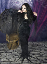 Load image into Gallery viewer, Morticia Addams Dress Morticia Addams Costume for Adult