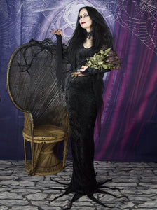 Morticia Addams Dress Morticia Addams Costume for Adult