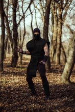 Load image into Gallery viewer, Noob Ninja Cosplay Costume Mortal Kombat Cosplay Outfit Fighter Costume