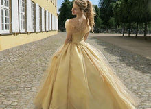 Load image into Gallery viewer, Princess Belle Dress Cosplay Costume for Women in All Size Plus Size