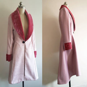 Queenie Goldstein Pink Coat Cosplay Costume