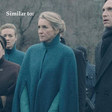 Load image into Gallery viewer, Serena Joy Costume Blue Outfit Handmaid's Tale Costume