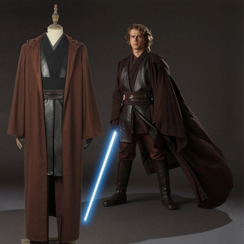 Star Wars 9 Sith Lord Anakin Skywalker Costume for Adults