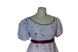 Jane Austen Regency Dress Hoho Dress Cosplay Costume