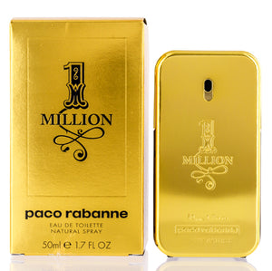 Paco Rabanne 1 Million by Paco Rabanne Edt Spray For Men