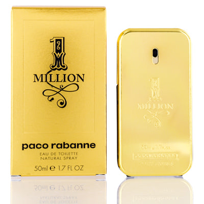 Shop for authentic Paco Rabanne 1 Million Lucky  Edt Spray 1.7 Oz (50 Ml) For Men at Diaries of Paris