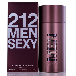 212 Sexy Men by Carolina Herrera Edt Spray For Men