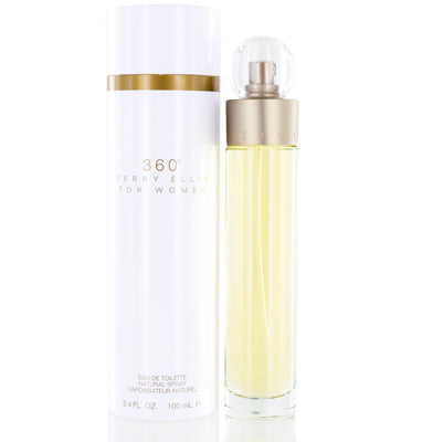 360 by Perry Ellis Edt Spray For Women