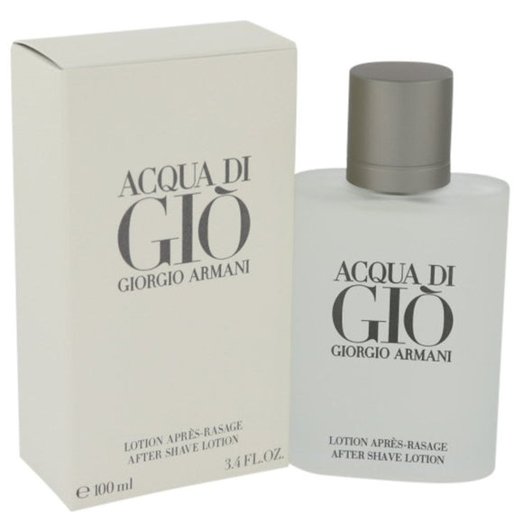 Acqua Di Gio After Shave Lotion By Giorgio Armani For Men