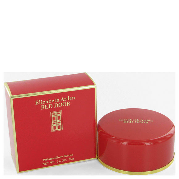 Red Door Body Powder By Elizabeth Arden For Women