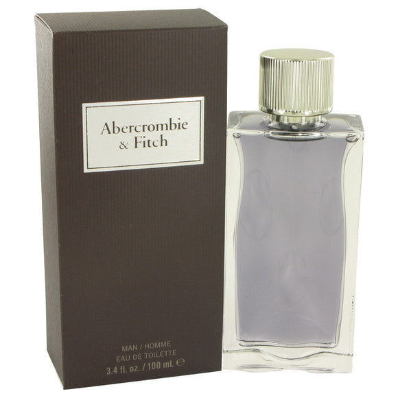 First Instinct Eau De Toilette Spray By Abercrombie & Fitch For Men