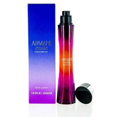 Armani Code Cashmere by Giorgio Armani Edp Spray For Women