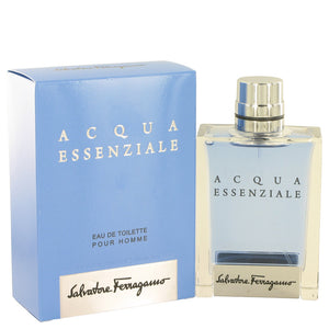 Acqua Essenziale Eau De Toilette Spray By Salvatore Ferragamo For Men