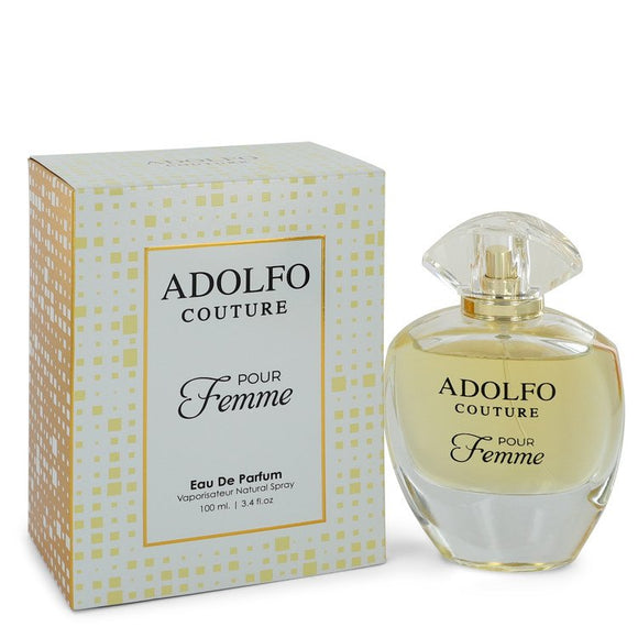 Adolfo Couture Pour Femme Eau De Parfum Spray By Adolfo For Women