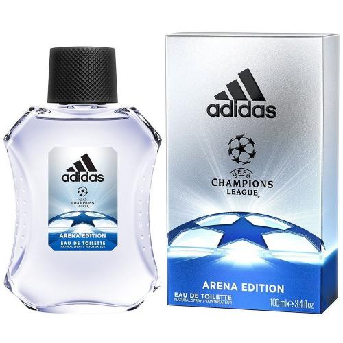 Adidas UEFA Champions League (Arena Edition) by Coty Edt Spray For Men