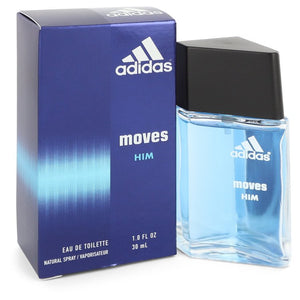 Adidas Moves Eau De Toilette Spray By Adidas For Men
