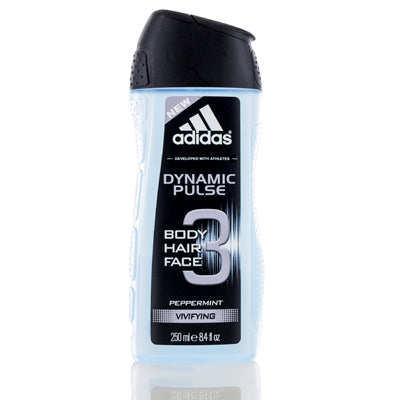 Shop for authentic Adidas Dynamic Pulse Coty Hair, Body & Face Wash 8.4 Oz (250 Ml) For Men at Diaries of Paris