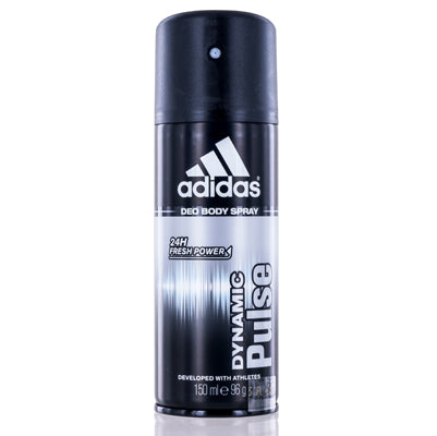Adidas Dynamic Pulse by Coty Deodorant & Body Spray 5.0 oz (150 ml) For Men