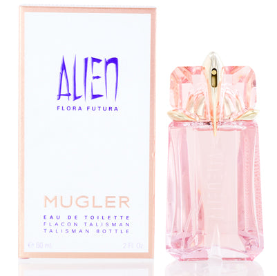 Alien Flora Futura by Thierry Mugler Edt Non Refill Talisman For Women