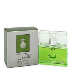 Agua Verde Eau De Toilette Spray By Salvador Dali For Men