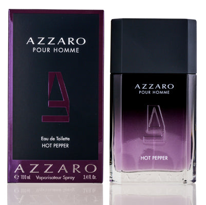 Azzaro Pour Homme Hot Pepper by Azzaro Edt Spray For Men