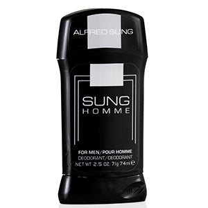 Sung Homme by Alfred Sung Deodorant Stick 2.5 oz (74 ml) For Men