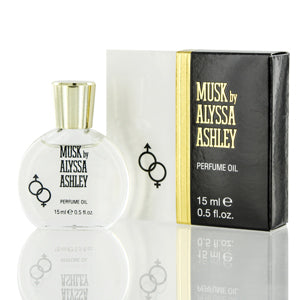 Alyssa Ashley Musk Perfume Oil 0.5 oz (15 ml) For Women