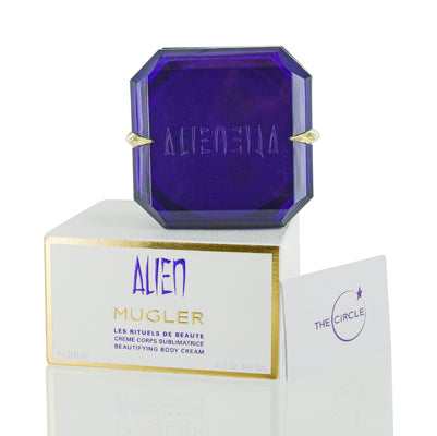 Shop for authentic Alien Thierry Mugler Beautifying  Body Cream 6.7 Oz For Women at Diaries of Paris