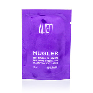 Alien by Thierry Mugler Body Lotion 0.3 oz (10 ml) For Women