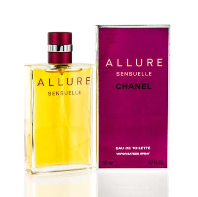 Allure Sensuelle by Chanel Edt Spray For Women