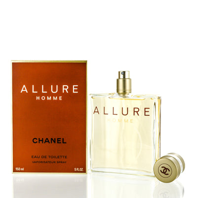 Shop for authentic Allure Homme Chanel Edt Spray 5.0 Oz (150 Ml) For Men at Diaries of Paris