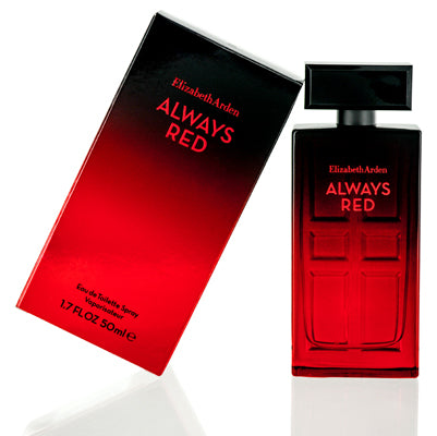 Shop for authentic Always Red Elizabeth Arden Edt Spray For Women at Diaries of Paris