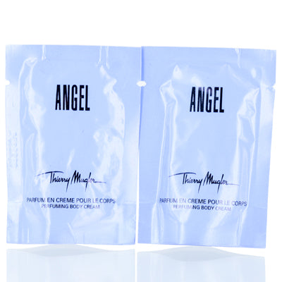 Angel by Thierry Mugler Body Cream 2 Piece Set 0.34 oz (10 ml) each For Women