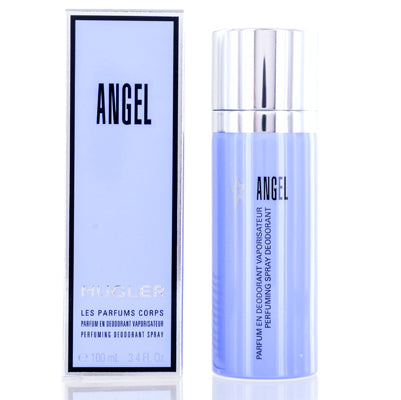 Shop for authentic Angel Thierry Mugler Deodorant Spray Can Boxed 3.3 Oz For Women at Diaries of Paris