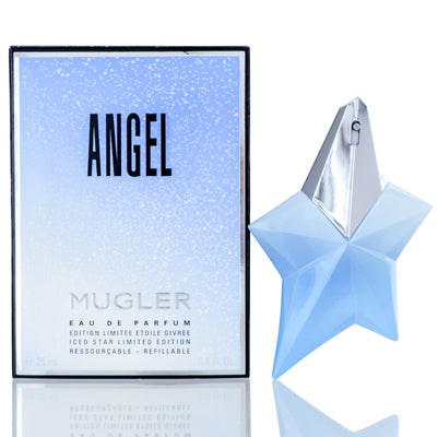 Angel by Thierry Mugler Edp Spray Refillable Iced Star Edition For Women
