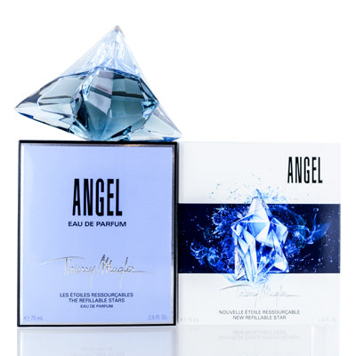 Angel by Thierry Mugler Edp Spray The Refillable Stars For Women