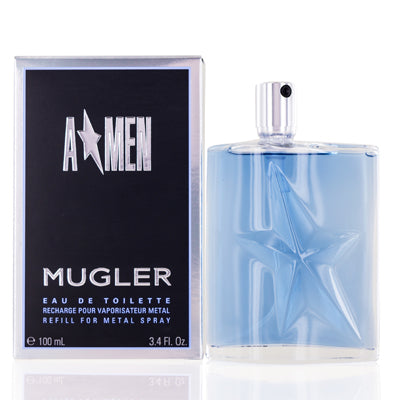 Angel Men by Thierry Mugler Edt Spray Refill For Men