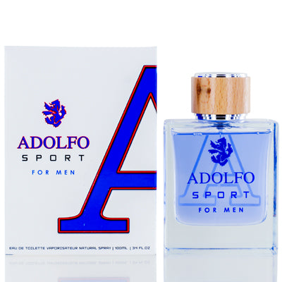 Adolfo Sport by Adolfo For Men Edt Spray For Men