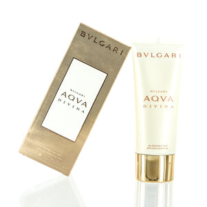 Aqua Divina by Bvlgari Shower Gel 3.4 oz (100 ml) For Women