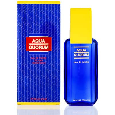 Aqua Quorum by Puig Edt Spray For Men