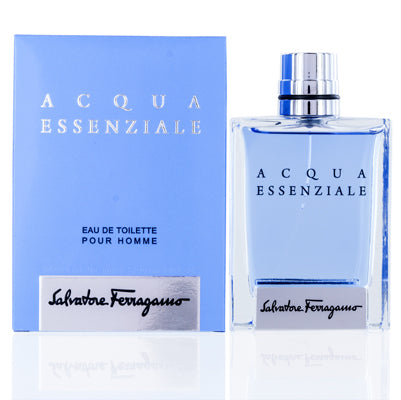 Acqua Essenziale by Salvatore Ferragamo Edt Spray For Men