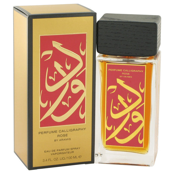 Calligraphy Rose Eau De Parfum Spray By Aramis For Women