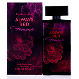 Always Red Femme by Elizabeth Arden Edt Spray For Women