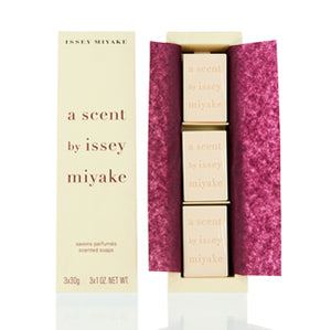 A Scent by Issey Miyake Trio Scented Soap Set For Women