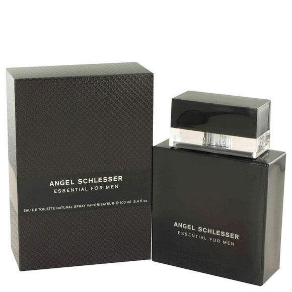 Angel Schlesser Essential Eau De Toilette Spray By Angel Schlesser For Men