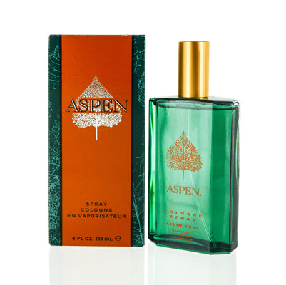 Shop for authentic Aspen Men by Coty Cologne Spray 4.0 Oz For Men at Diaries of Paris