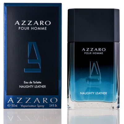 Azzaro Pour Homme Naughty Leather by Azzaro Edt Spray For Men