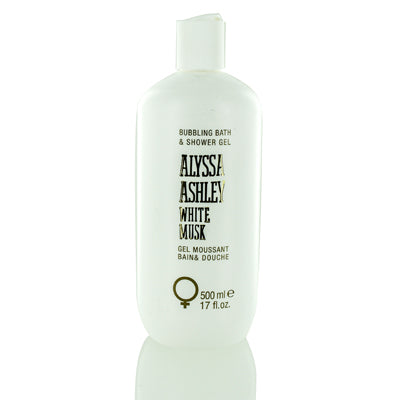 Alyssa Ashley White Musk Shower Gel 17.0 oz (500 ml) For Women